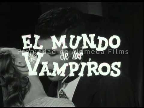 El mundo de los vampiros (trailer original)/ World of vampires (original trailer)