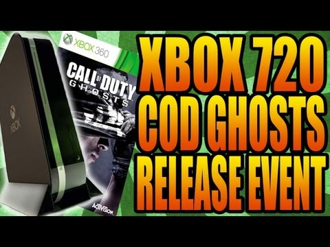 Xbox 720 and COD: Ghosts Reveal Event! (May 21 Xbox Call of Duty Preview)