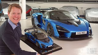 """Collecting the """"Second"""" McLaren Senna for My Garage!"""