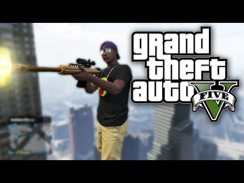 GTA 5 THUG LIFE #74 - INSANE FAZE NO SCOPE! (GTA V Online)