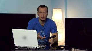 Vlog #1 - Samsung 65JU7002 & LG 43UF778V on test
