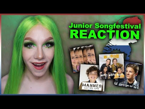 Junior Songfestival 2019 - Netherlands in Junior Eurovision REACTION