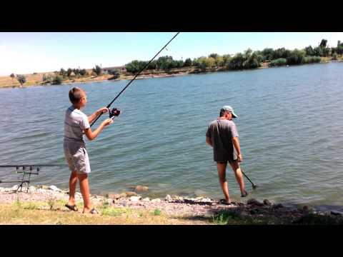 рыбалка в карповой балке