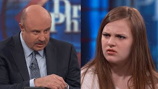 'What Are You So Afraid Of?' Dr. Phil Asks Teen Who Lashes Out