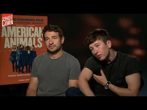 American Animals: Interview With Bart Layton And Barry Keoghan