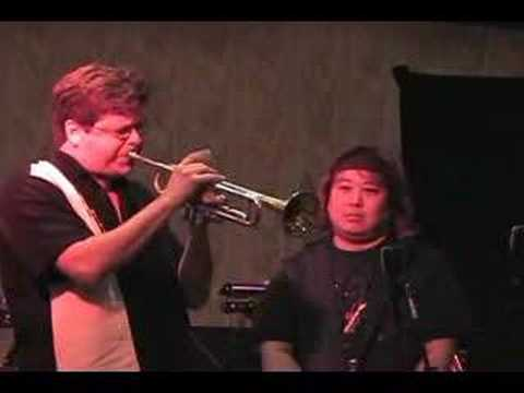 LA Jazz Inst.Wayne & Eric Music Videos