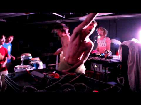 Gobble Gobble (now Born Gold) Live at Ground Zero Basement pt 1
