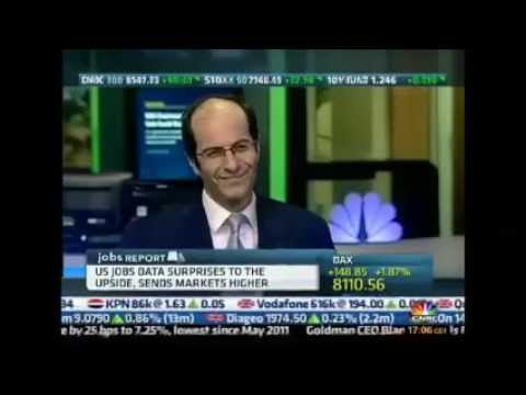 Ashraf Laidi co-hosting CNBC Europe - May 3, 2013 Chart