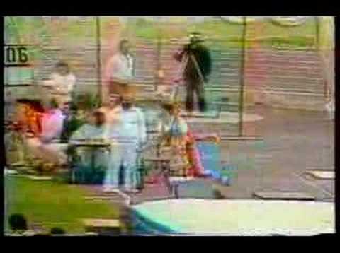 1984 Javelin World Record - Uwe Hohn 104.80 Meters