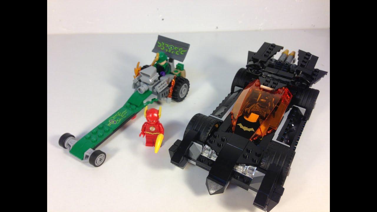 lego batman riddler chase instructions
