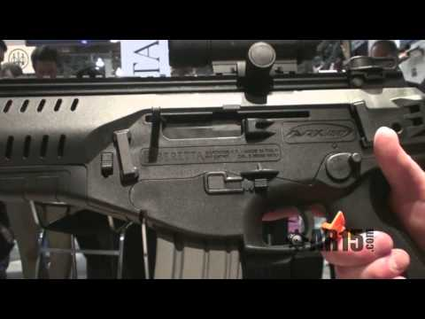 Beretta ARX-160 - SHOT Show 2011 - AR15.Com