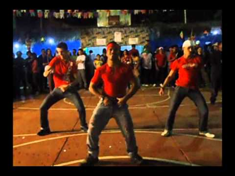 Dança Kuduro - Sincrosone Gyn-go video