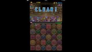 Puzzle and Dragons - Poring Tower - Master