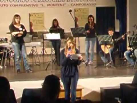 MOLISE ALTISSIMO Carovilli_Concorso musica d'insieme 2011 – Presentazione.AVI