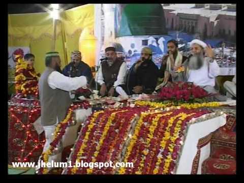 Mehfil Naat Abdul Rauf Roofi Jhelum 9 15 video