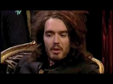 Russell Brand interviews Caprice