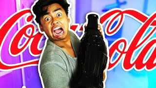 DIY GUMMY COKE BOTTLE!