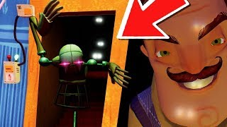 HELLO NEIGHBOR! O SEGREDO DOS MANEQUINS #5