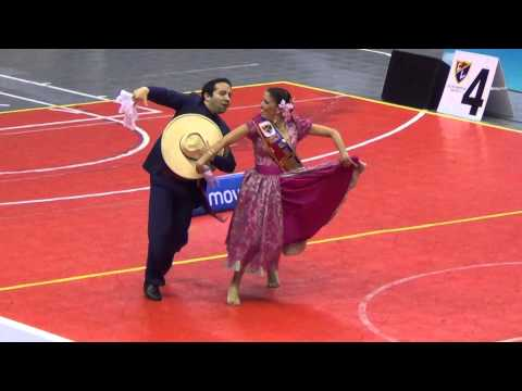 Maria Martha Reverte y Koki Beteta  Selectivo Callao 2014. Marinera Cual es Mejor