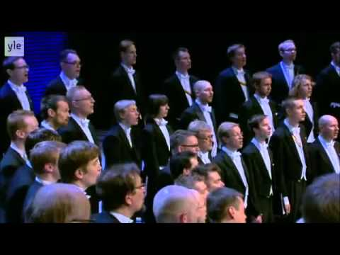 Ylioppilaskunnan laulajat, YL Male Voice Choir: Finlandia