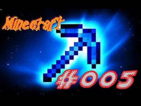 Minecraft #005 ( Der Garten muss her )