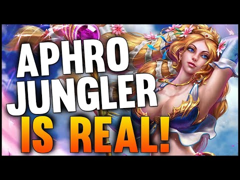 SMITE: Afrodite jungler IS REAL!