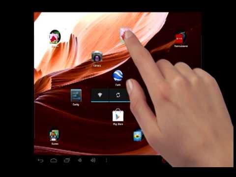 Como utilizar una tablet