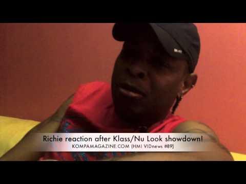 RICHIE talks KLASS/NU LOOK after the showdown! (Sep 2014)