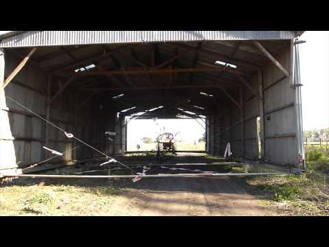 Traslado de galpón en Bosch - Balcarce - Buenos Aires