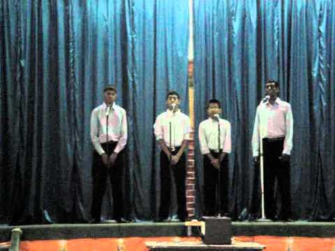 District Competition - Group 5 Malayalam Group Song video