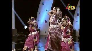 Shawlin Islam Sharika Schneha's First dance in ATN Bangla