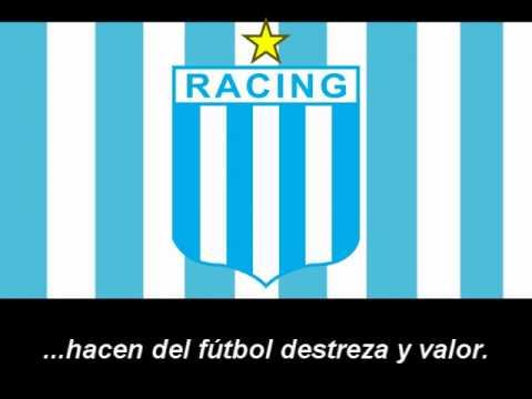 himno racing: