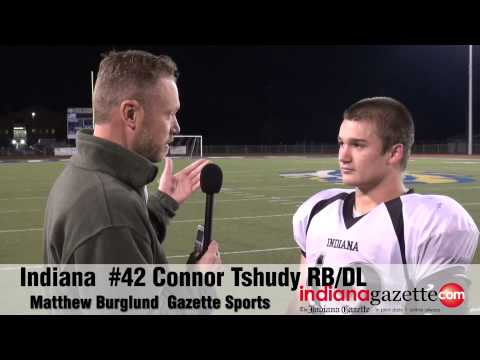 Friday Night Extra Edition: Indiana Indians  Connor Tshudy  October 24, 2014