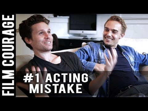 The #1 Mistake Actors Make In The Audition Room by Kris Lemche & Joey Kern