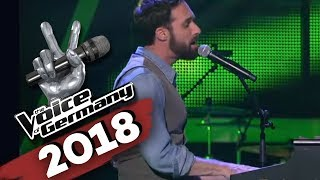 Supertramp - Breakfast In America (Flavio Baltermia) | The Voice of Germany | Blind Audition