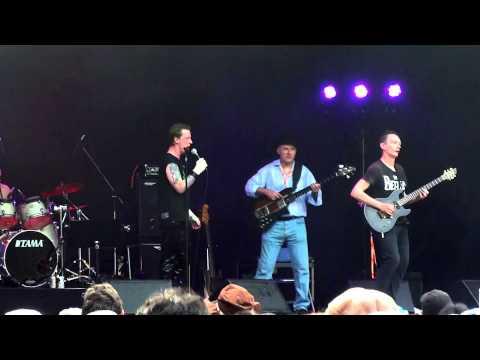 Metal Box In Dub - Public Image + Annalisa - Jah Wobble&Keith Levene - Fuji Rock festival 2012