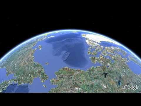 Climate Change in Google Earth