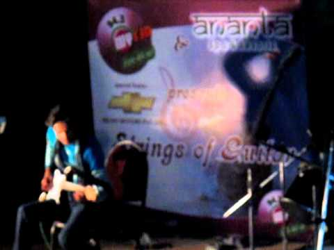 Har kisi ko nahi milta Guitar Solo by Kartik at Strings of Guitar...