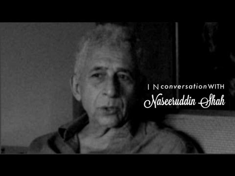 100 years of Cinema : Naseeruddin Shah
