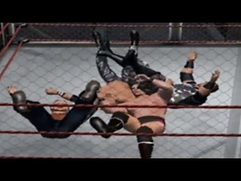 WWE 2K15 - Rag Doll Physics