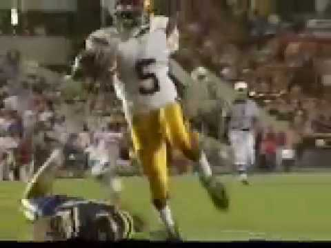 Reggie Bush College Mix At USC Video