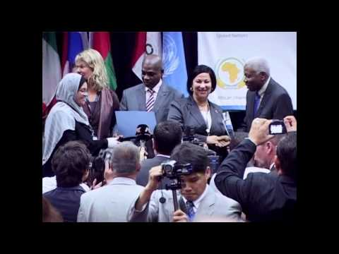 2011 United Nations Public Service Awards Ceremony Film