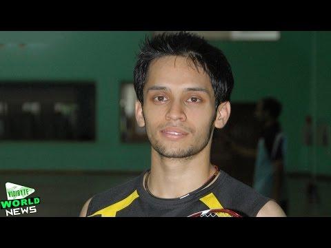 Parupalli Kashyap Enters Pre Quarters of Badminton Asia Championships