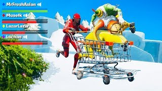 The Absolute Funniest Fortnite Moments of 2019! [Part 2]