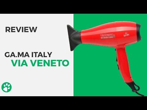 Review - Secador de cabelos Ga.Ma Italy Via Veneto