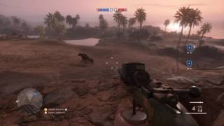 Battlefield™ 1 snipers be like : we don't like your horse