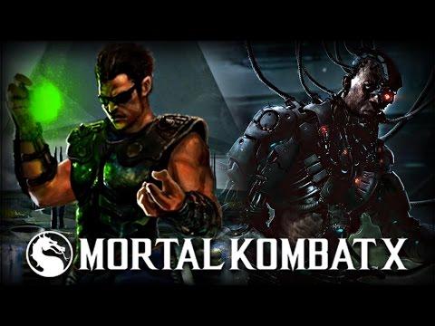 Mortal Kombat X: Johnny Cage & Jax Hinted At (Next Character Reveal)