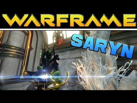Warframe Saryn (Melts Faces)
