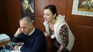Reportaj AISHOW: Marian Stîrcea - directorul artistic al Filarmonicii Naționale