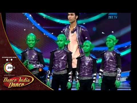 DID Lil Masters Season 3 - Episode 14 - April 13 2014 - Raghav...
